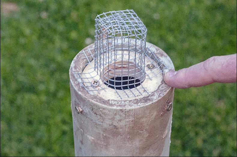Fabrication de potence (piquet) d'agrainoir 5L Dsc_7411