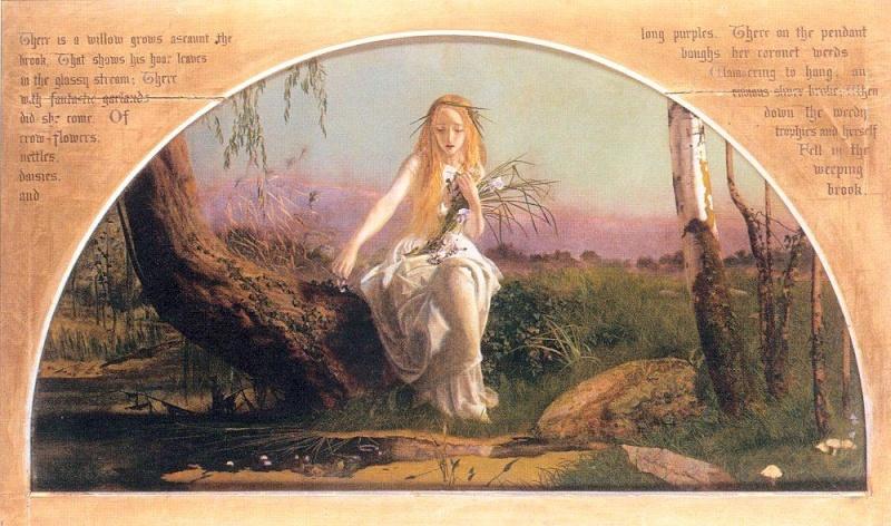 Les héros shakespeariens dans la peinture Arthur10