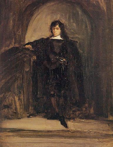 """Eugène Delacroix, """"le plus légitime des fils de Shakespeare"""" au musée Delacroix Delacr11"""