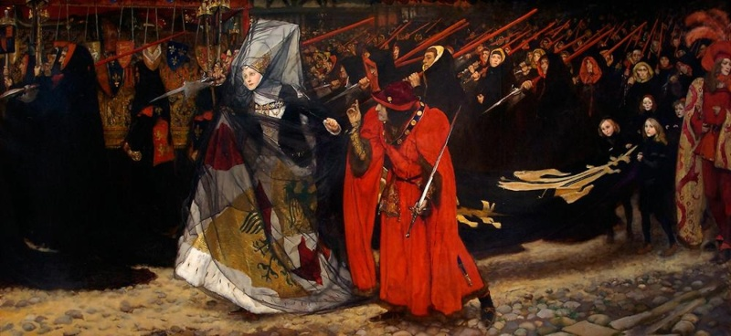 Les héros shakespeariens dans la peinture Edwin_10