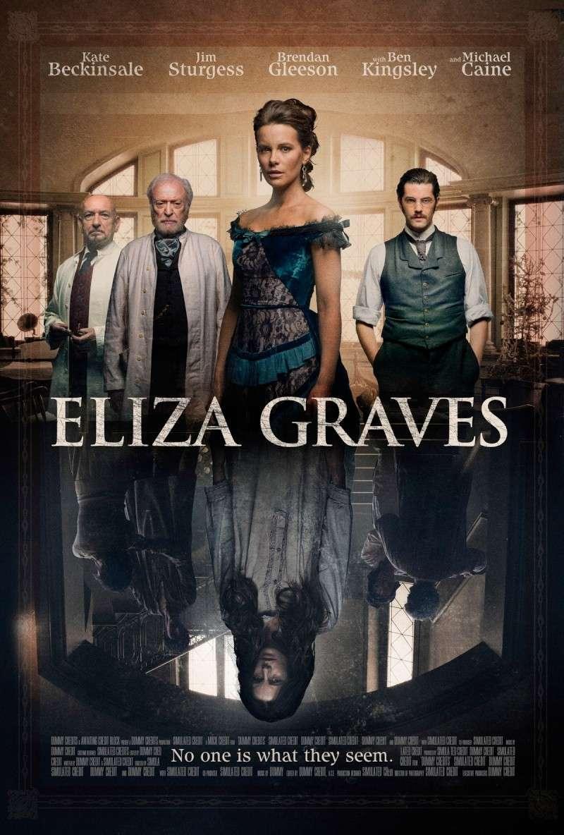 Stonehearst Asylum de Brad Anderson, adaptation de Poe (2014) Eliza-10