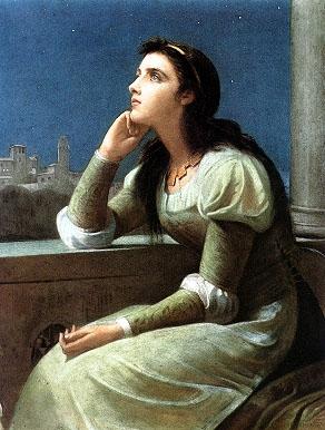 Les héros shakespeariens dans la peinture Juliet10