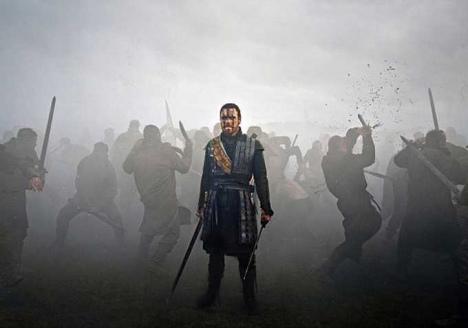 Macbeth, une nouvelle adaptation de l'oeuvre de Shakespeare avec Michael Fassbender et Marion Cotillard - Page 2 Macbet12