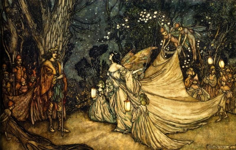 Les héros shakespeariens dans la peinture Rackha10