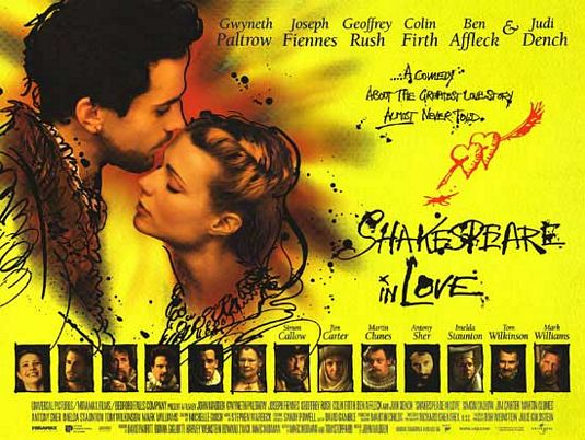 Visionnage commun Shakespeare in love  Shakes12
