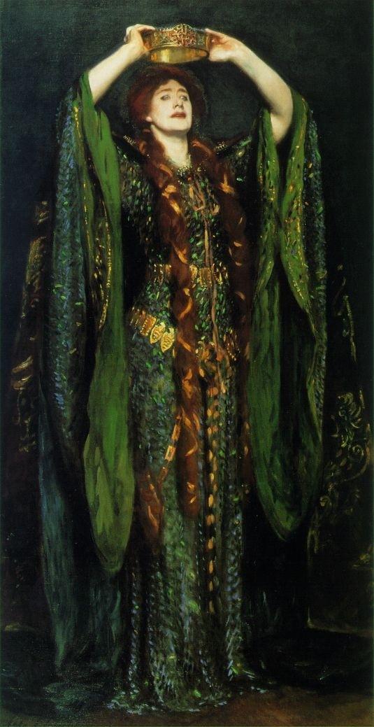 Les héros shakespeariens dans la peinture Terry-10