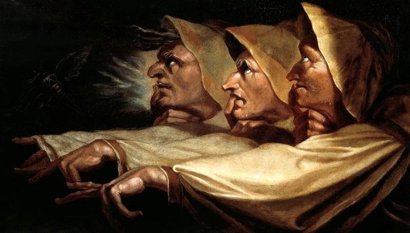 Les héros shakespeariens dans la peinture The-th10