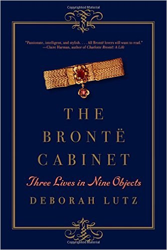 The Brontë cabinet : Three lives in 9 objects de Deborah Lutz  Three_10