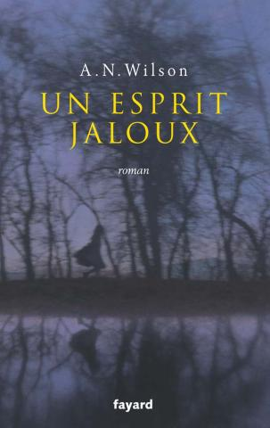 Un esprit jaloux de A. N. Wilson, oeuvre dérivée du Tour d'écrou Un_esp10