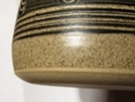 Lidded pot with combed decoration - Probably Bartley Heath Pottery  Foot_d10