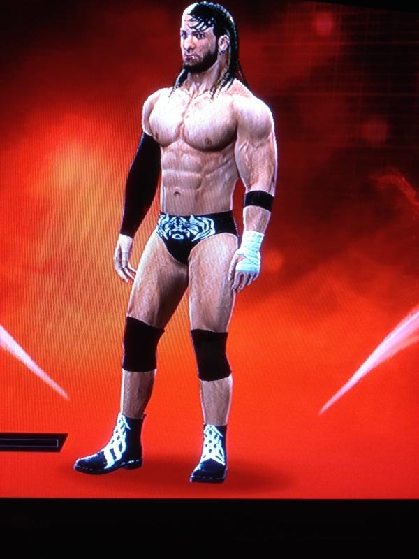 Wrestler's Appearance #16 Basss_10