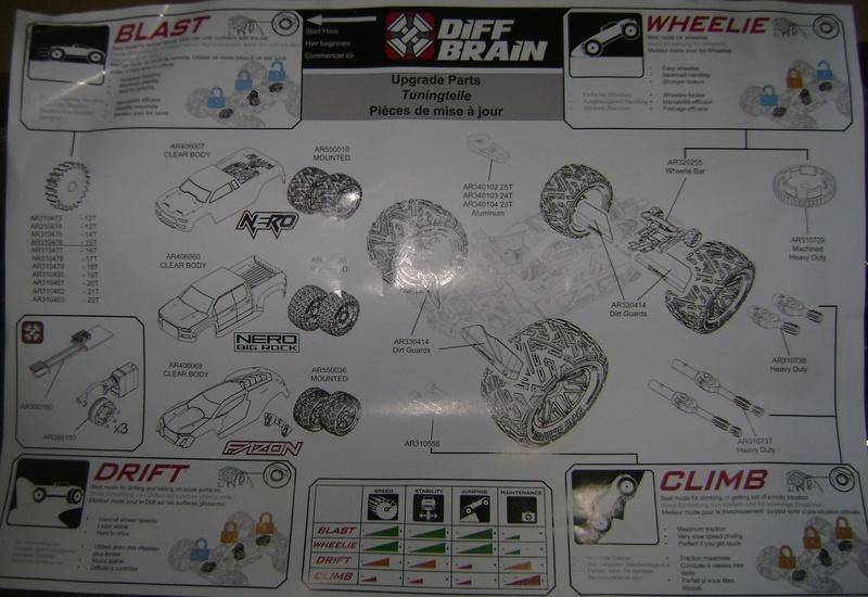 Arrma Monster Truck Nero BLX EDC /  Fazon & Big Rock de Trankilou&Trankilette - Page 6 03_04_27