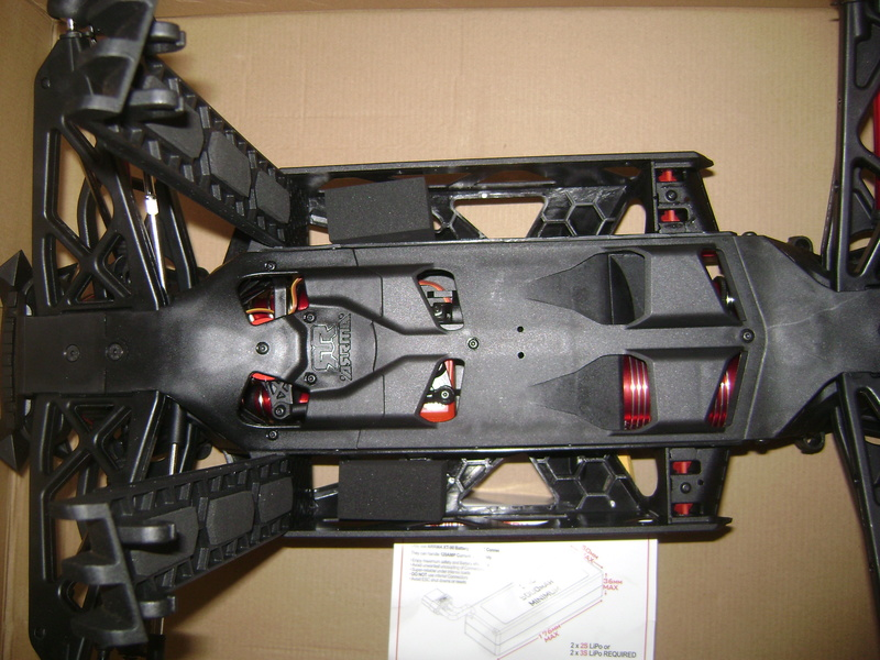 Arrma Monster Truck Nero BLX EDC /  Fazon & Big Rock de Trankilou&Trankilette - Page 6 03_04_34