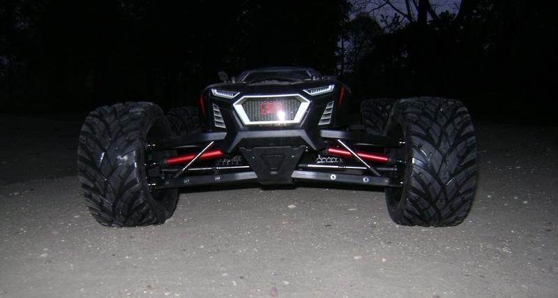 Arrma Monster Truck Nero BLX EDC /  Fazon & Big Rock de Trankilou&Trankilette - Page 6 05_04_17