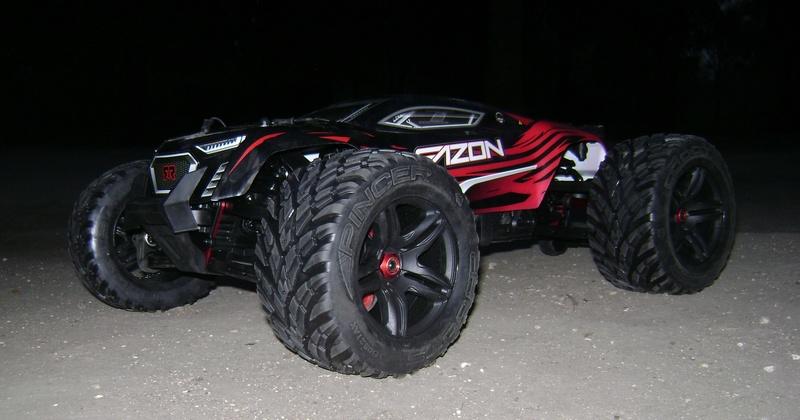Arrma Monster Truck Nero BLX EDC /  Fazon & Big Rock de Trankilou&Trankilette - Page 6 05_04_18