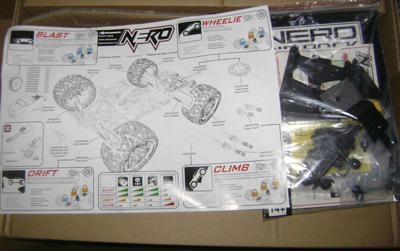 Arrma Monster Truck Nero BLX EDC /  Fazon & Big Rock de Trankilou&Trankilette - Page 6 06_04_38
