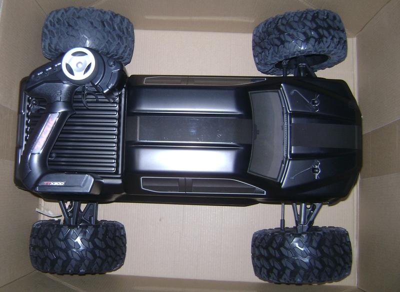 Arrma Monster Truck Nero BLX EDC /  Fazon & Big Rock de Trankilou&Trankilette - Page 6 06_04_39