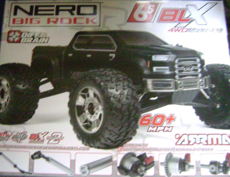 Arrma Monster Truck Nero BLX EDC /  Fazon & Big Rock de Trankilou&Trankilette - Page 6 06_04_41