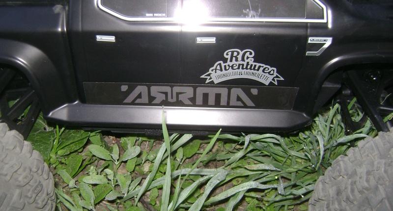Arrma Monster Truck Nero BLX EDC /  Fazon & Big Rock de Trankilou&Trankilette - Page 6 07_04_12