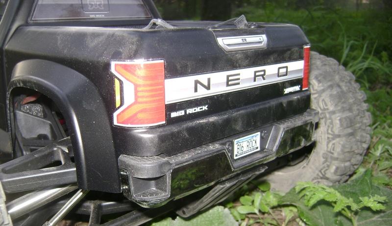 Arrma Monster Truck Nero BLX EDC /  Fazon & Big Rock de Trankilou&Trankilette - Page 6 07_04_18
