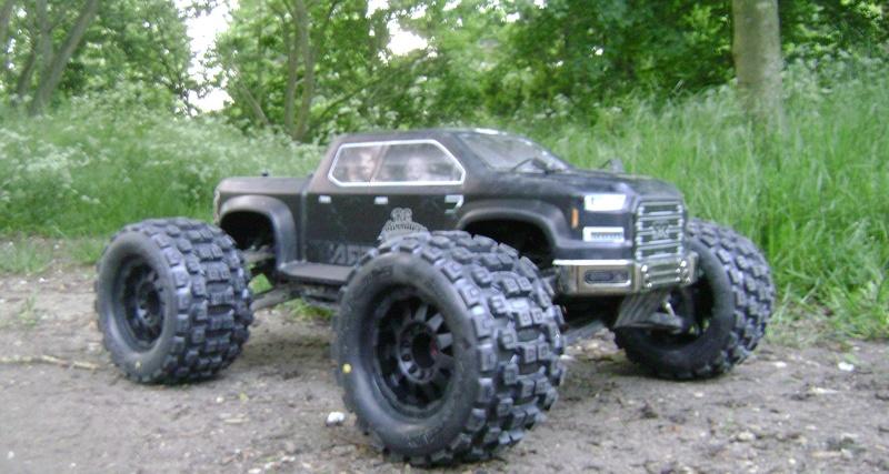 Arrma Monster Truck Nero BLX EDC /  Fazon & Big Rock de Trankilou&Trankilette - Page 6 12_05_14