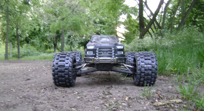 Arrma Monster Truck Nero BLX EDC /  Fazon & Big Rock de Trankilou&Trankilette - Page 6 12_05_19