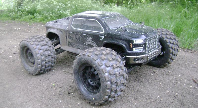 Arrma Monster Truck Nero BLX EDC /  Fazon & Big Rock de Trankilou&Trankilette - Page 6 12_05_21