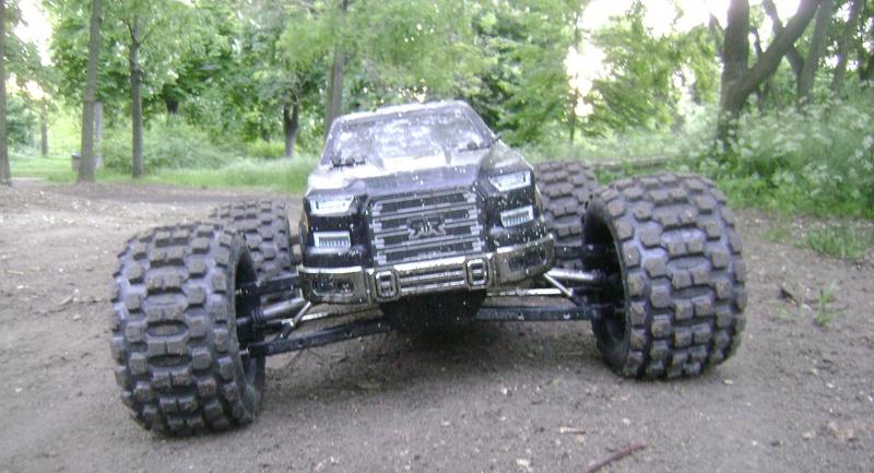 Arrma Monster Truck Nero BLX EDC /  Fazon & Big Rock de Trankilou&Trankilette - Page 6 12_05_22