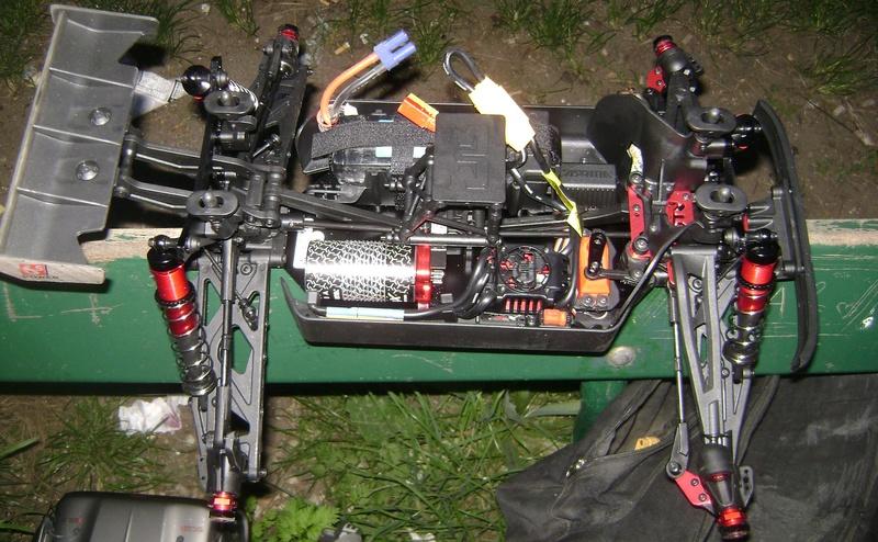 Arrma Stunt Truck Outcast BLX 6S de Trankilou & Trankilette 17_04_12