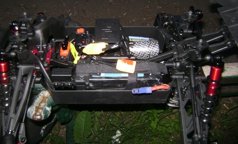 Arrma Stunt Truck Outcast BLX 6S de Trankilou & Trankilette 17_04_16