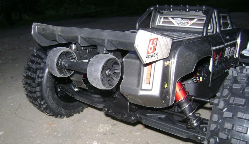Arrma Stunt Truck Outcast BLX 6S de Trankilou & Trankilette 17_04_37