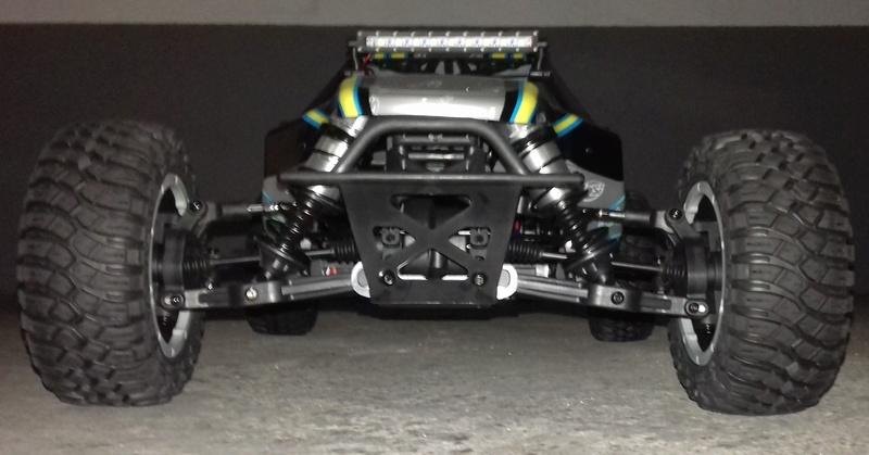 Le LOSI Desert buggy 1/5e XL-E RTR 4WD 8s de Trankilou & Trankilette 20170524