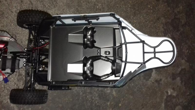 Le LOSI Desert buggy 1/5e XL-E RTR 4WD 8s de Trankilou & Trankilette 20170534