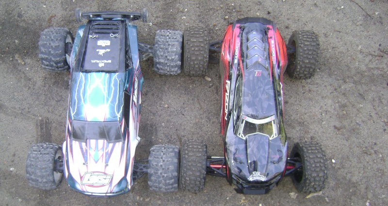 Arrma Monster Truck Nero BLX EDC /  Fazon & Big Rock de Trankilou&Trankilette - Page 6 29_04_21