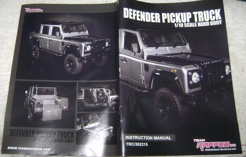 Les Defender 90 / 110 & 130 6x6 - Land  109 série I - II & III  30_04_34