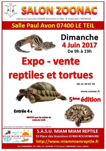 Salon Zoonac au Teil (07) le 04/06 18199510