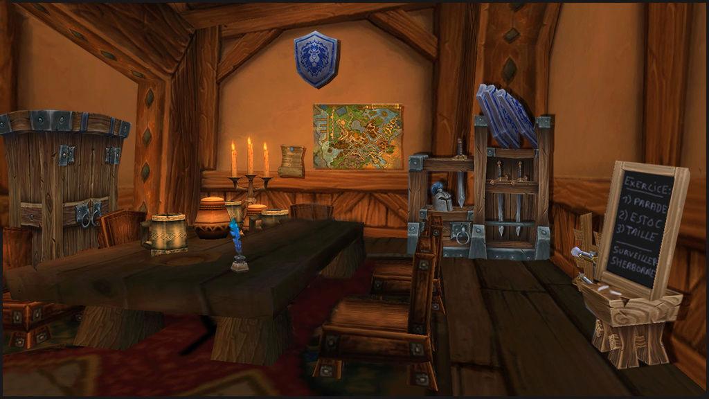[Plan] La caserne de la Garde Bureau13