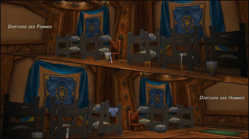 [Plan] La caserne de la Garde Dortoi11