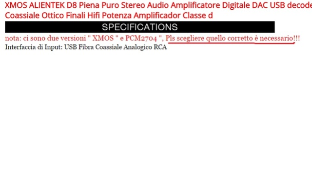 ALIENTEK D8 vs FX AUDIO 802C - Pagina 29 Alien211