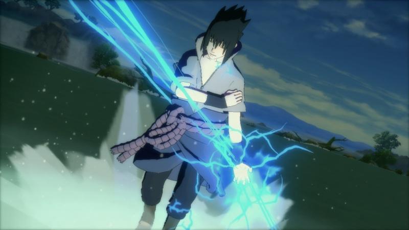 Naruto Ultimate Ninja Storm 3 Naruto10