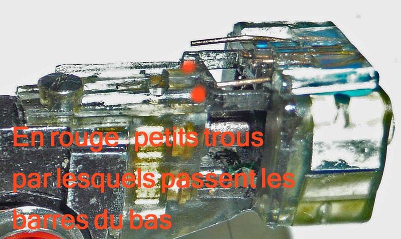 Plan de (dé)montage  vapeur 8827 Moteur12