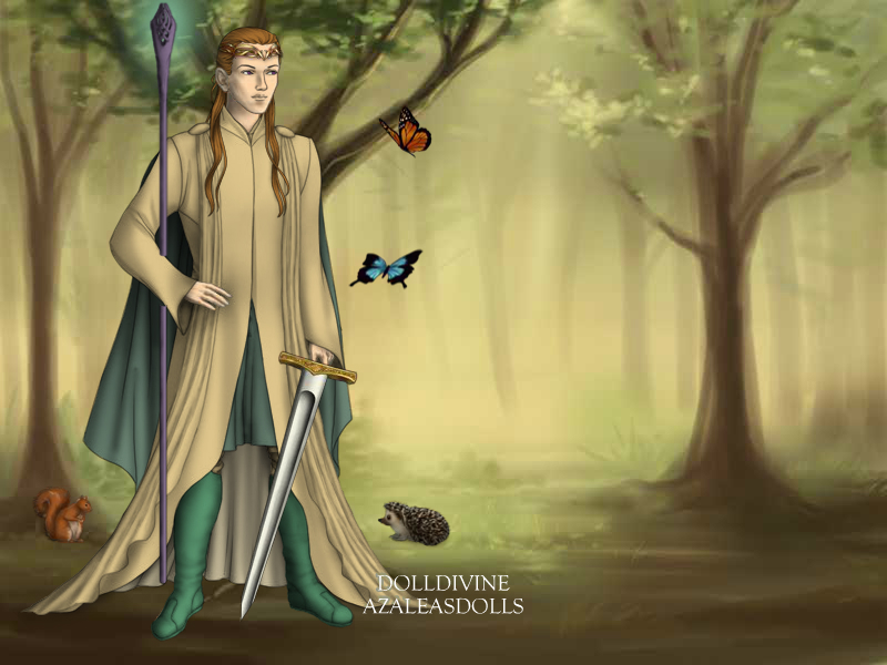 un avatar made middle-earth ! Manpho10
