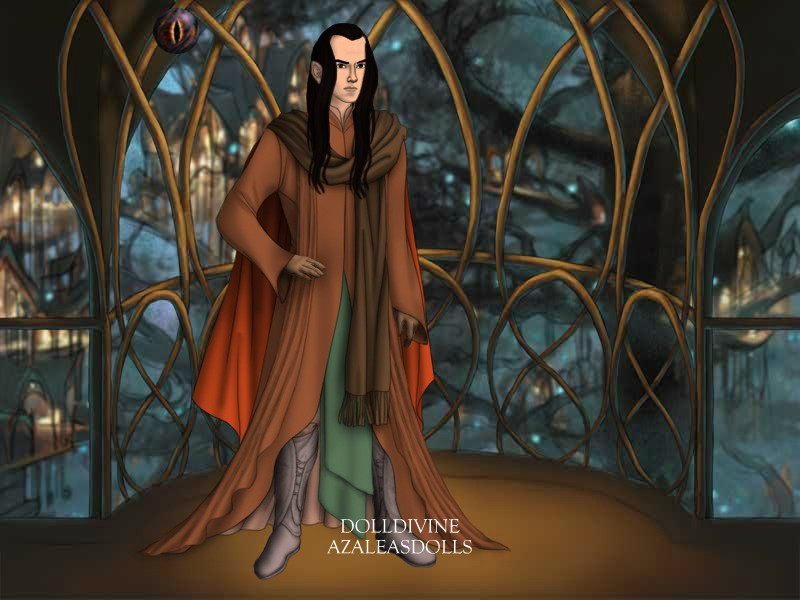 un avatar made middle-earth ! Meonor10