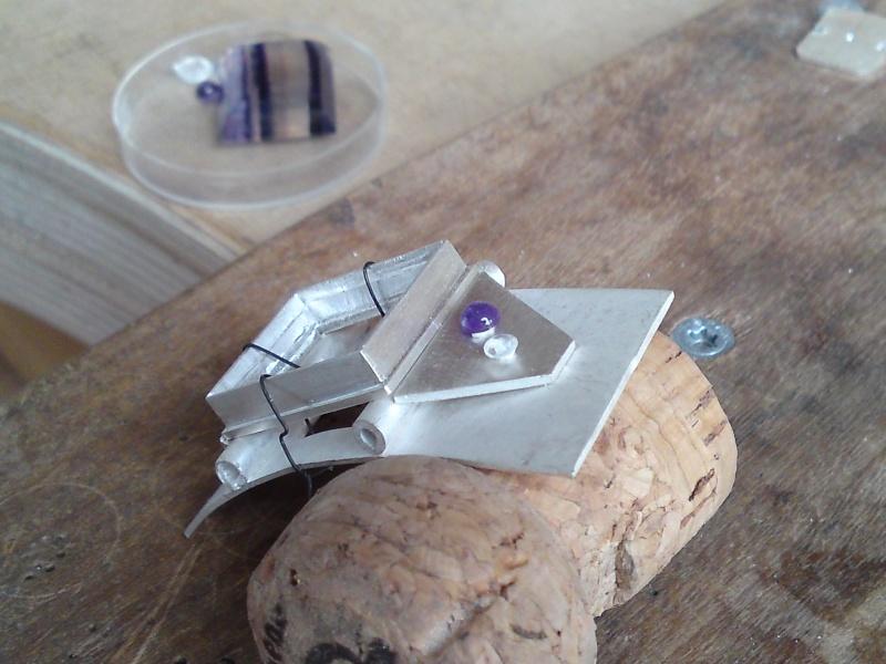 Bracelet Fluorite  P06-0111