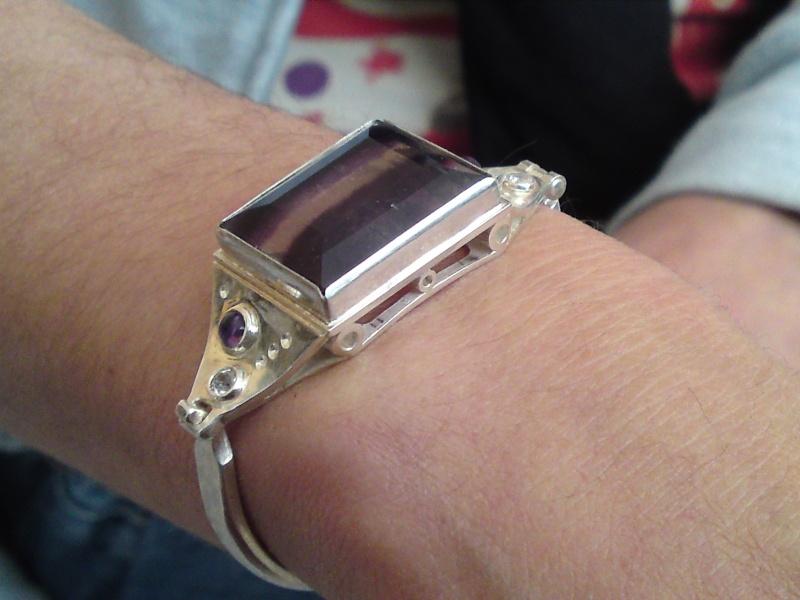 Bracelet Fluorite  P20-0211