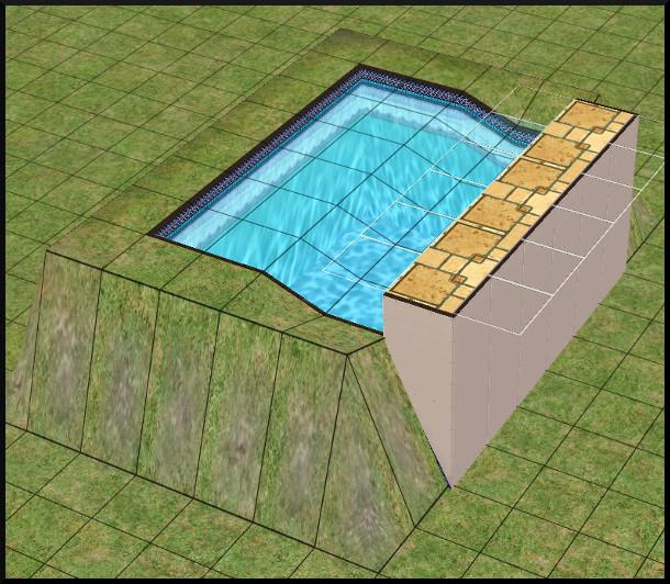 [Débutant] Créer des piscines originales 4124