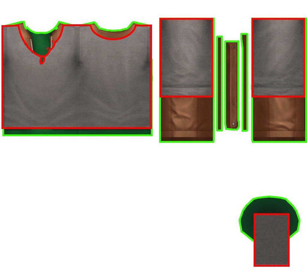 [Suivi d'atelier] Atelier de création de vêtement  Contou10