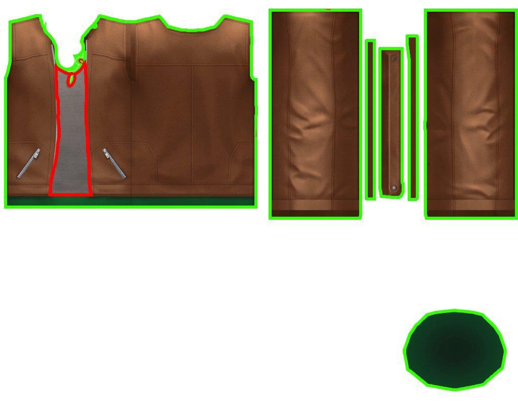 [Suivi d'atelier] Atelier de création de vêtement  Contou12