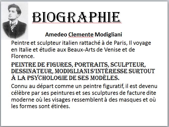 APPRÉCIER : À LA MANIÈRE DE MODIGLIANI (QUESTIONNAIRE) Captur10