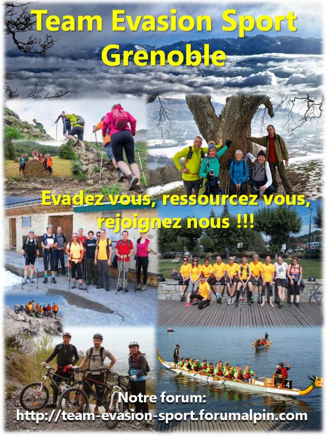 La Team Evasion Sport Grenoble Team_e10